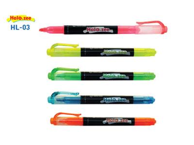 Bút dạ quang Thiên long HL - 03